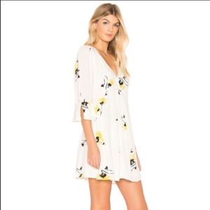 Free People NWT Time on my side Dress
